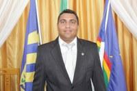 Wallace Mororó (PTC) presidente do Legislativo de Santa Filomena - Biênio 2017-2018